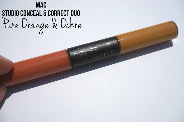 Orange and Yellow Color Corrector