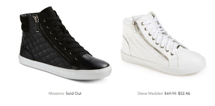 """Ghost Designing"" with Steve Madden and Mossimo?"