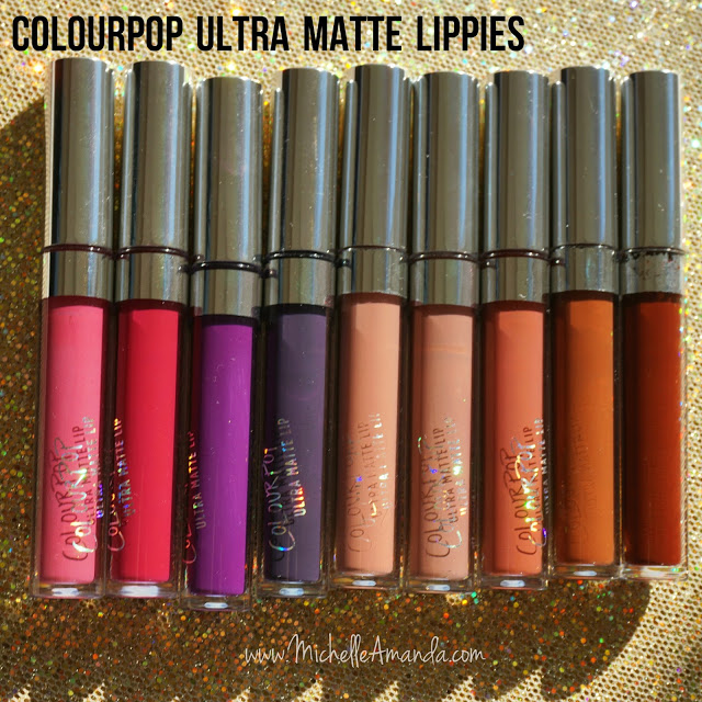 colour pop liquid lipsticks