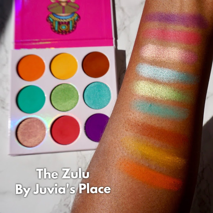 The Zulu Palette by Juvia's Place #16