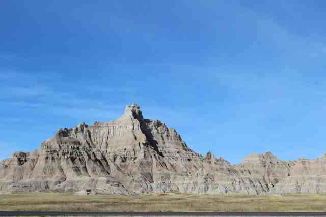 Beauty in the Badlands and the men of Mount Rushmore