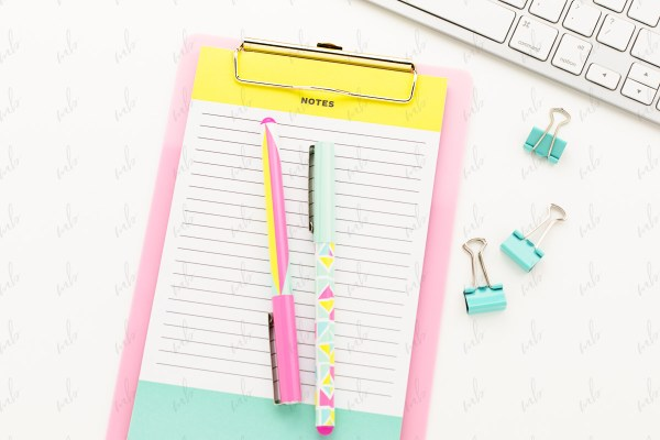 Styled Stock Photography - Bright Desktop Collection #03