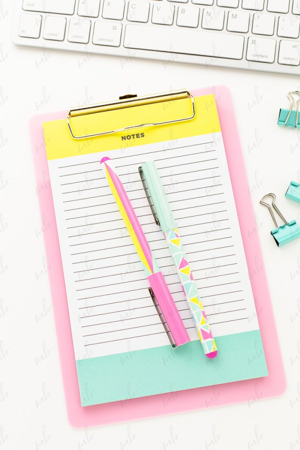 Styled Stock Photography - Bright Desktop Collection #04