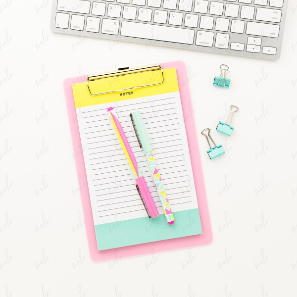 Styled Stock Photography - Bright Desktop Collection #05
