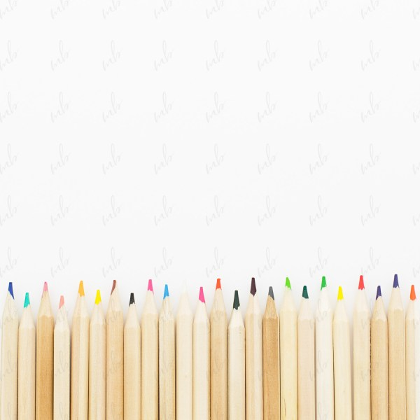 Styled Stock Photography - Pencils