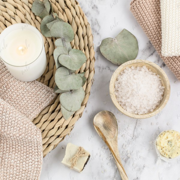 Self Care Styled Stock Photo - Michelle Buchanan Photography & Design - MB551