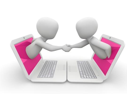 online flirting