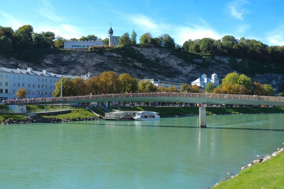 Bridge in Salzburg