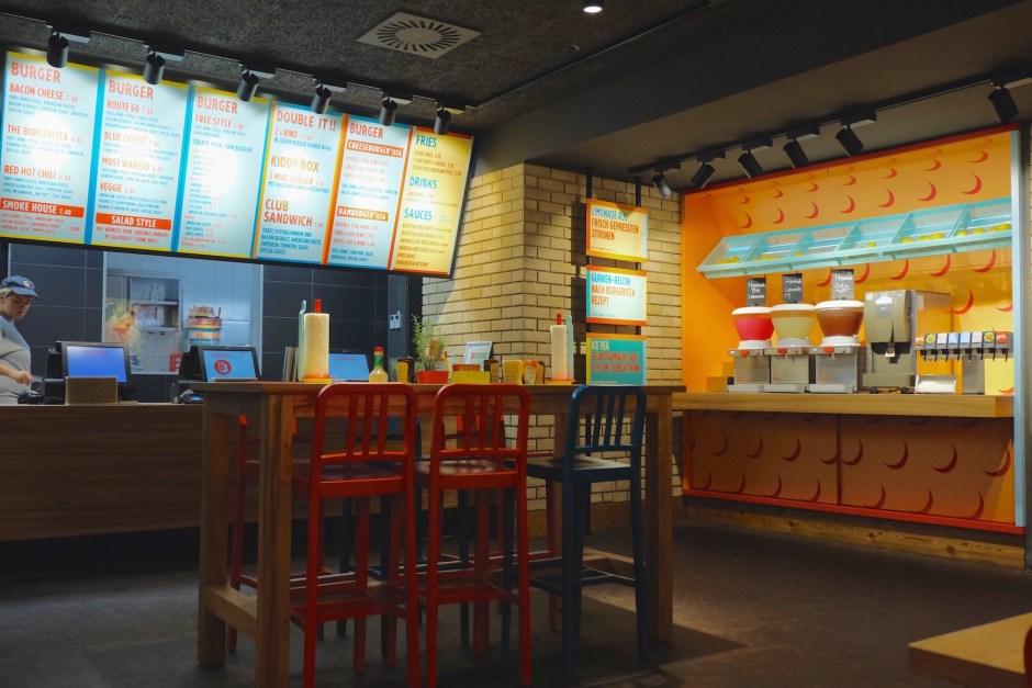 burgerista restaurant salzburg