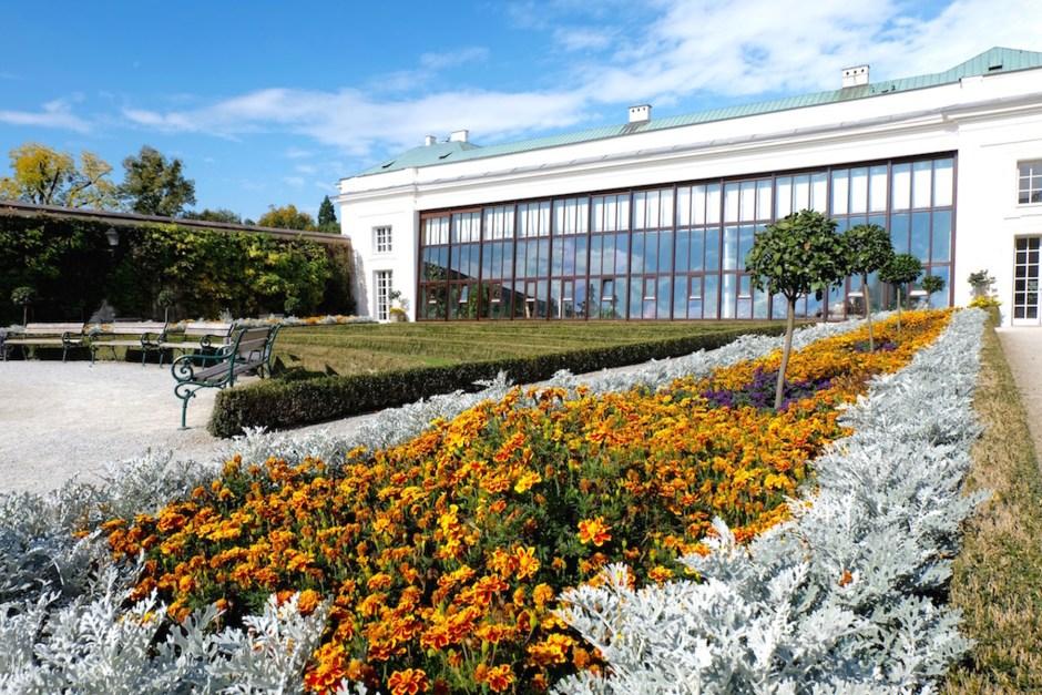 Mirabell Garden