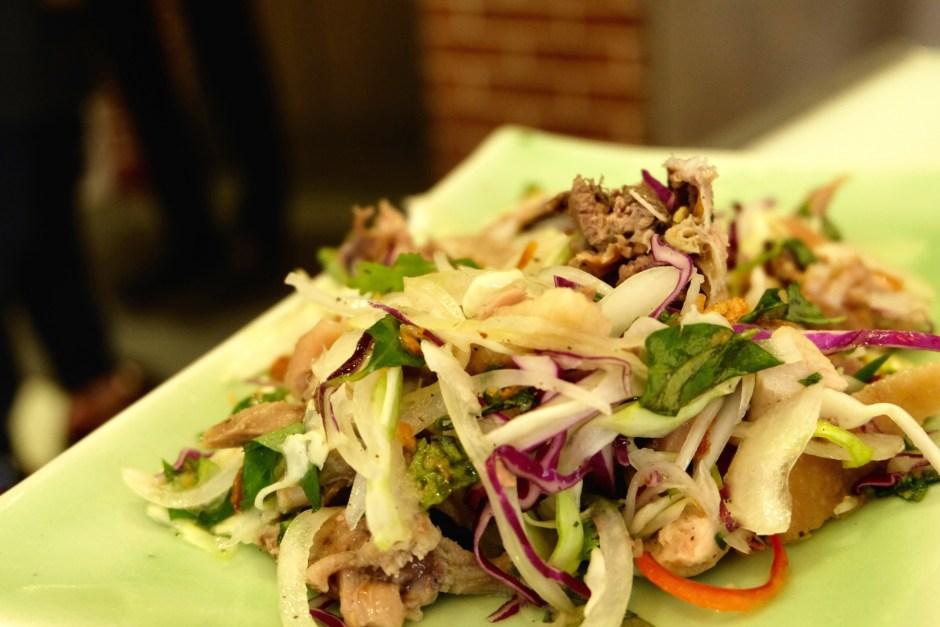 Salad in Mon Hue