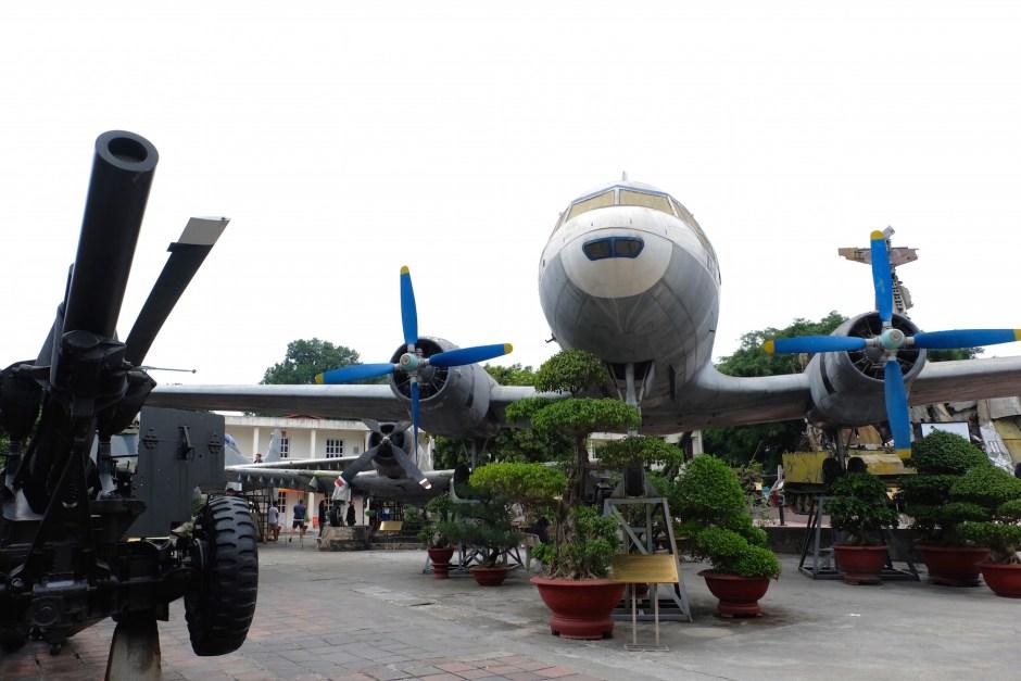 Vietnam Military History Museum 2