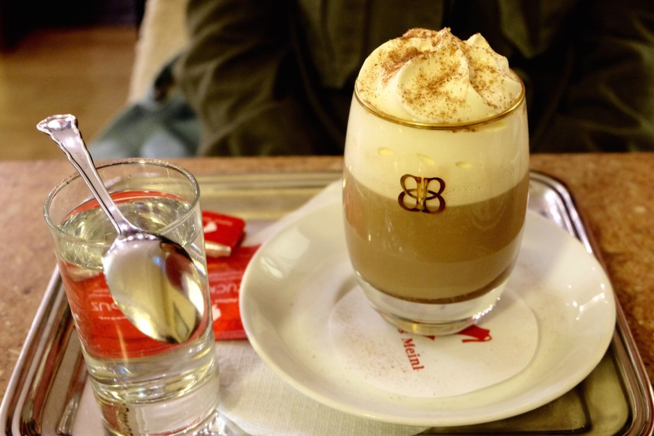 hot chocolate cafe mozart