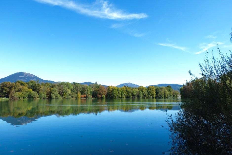 Lake in Salzburg