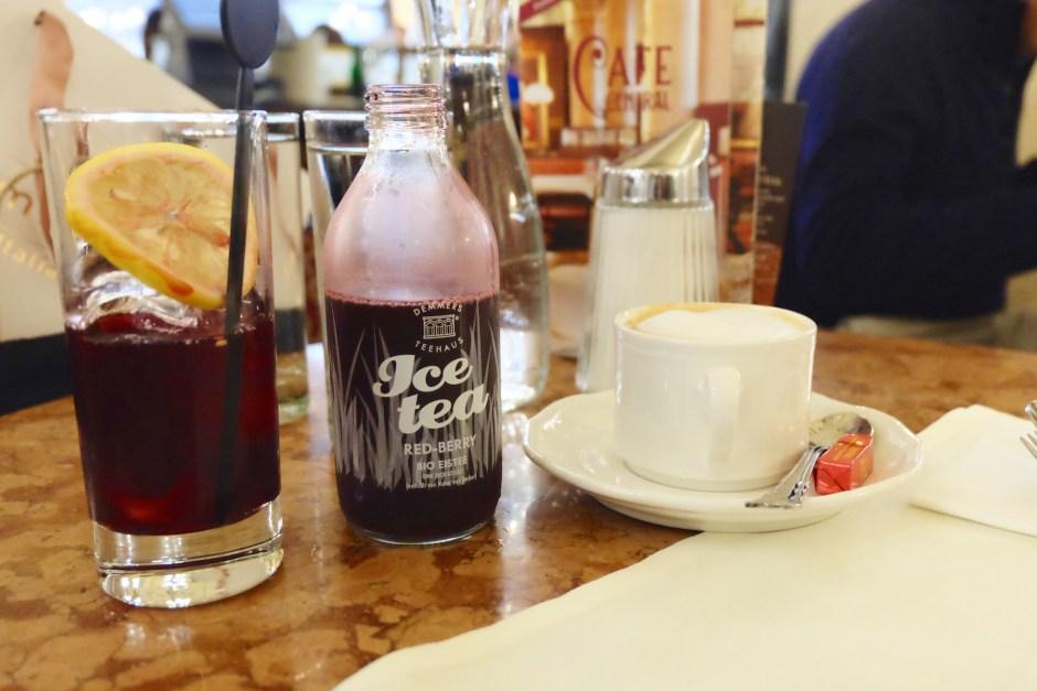 Beverage Cafe Central