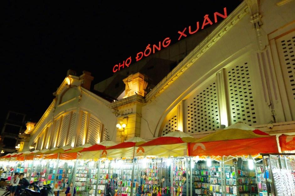 Cho Dong Xuan