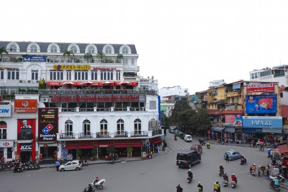Hanoi Roundabout