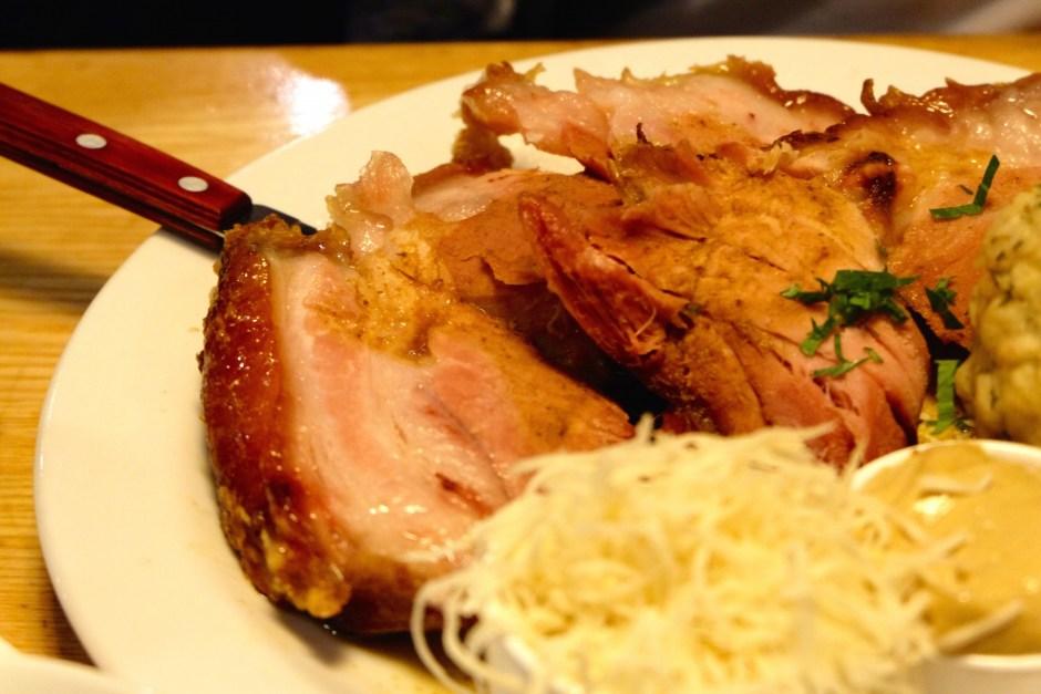 Haunch of Ham