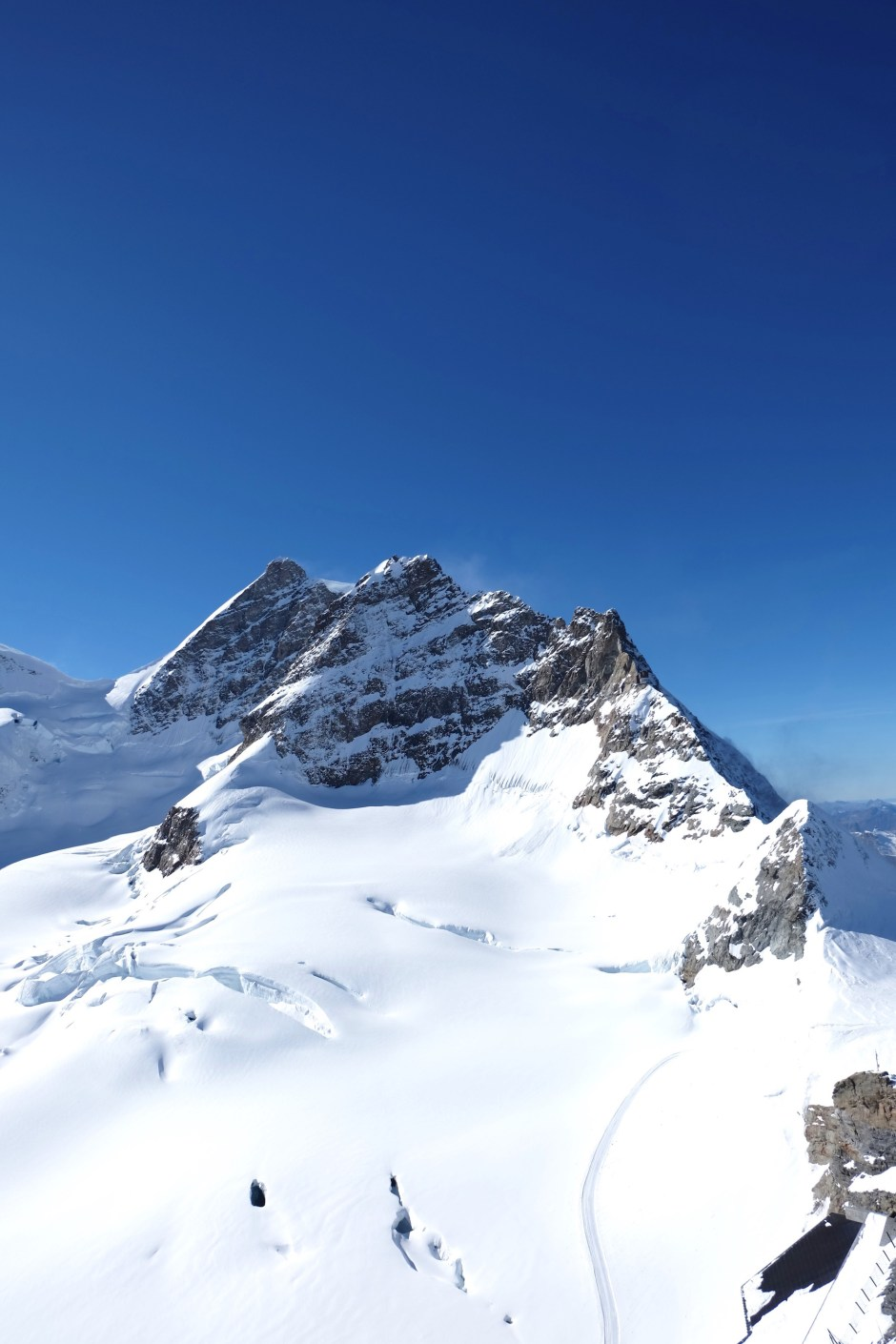 View 2 from Jungfraujoch