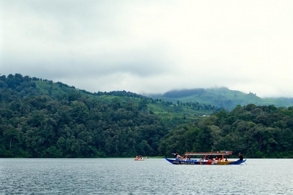 Boat Situ Patenggang