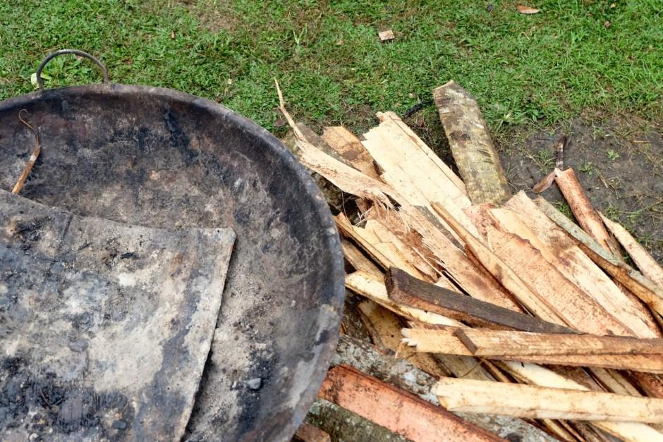 Bonfire Preparation