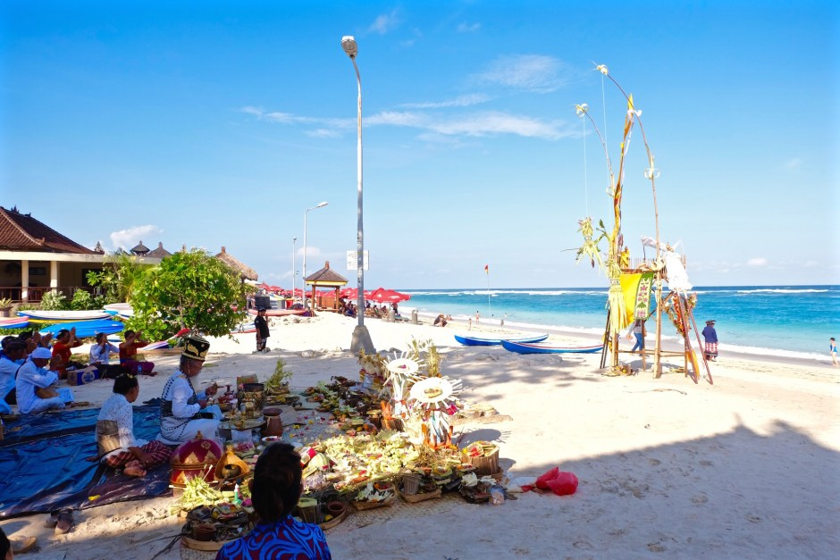 Balinese ritual