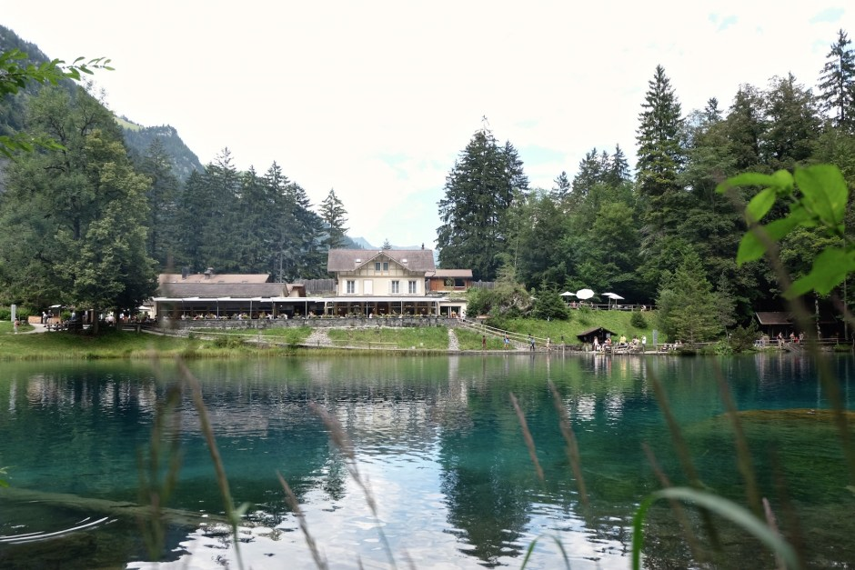Lake Blausee Guest House