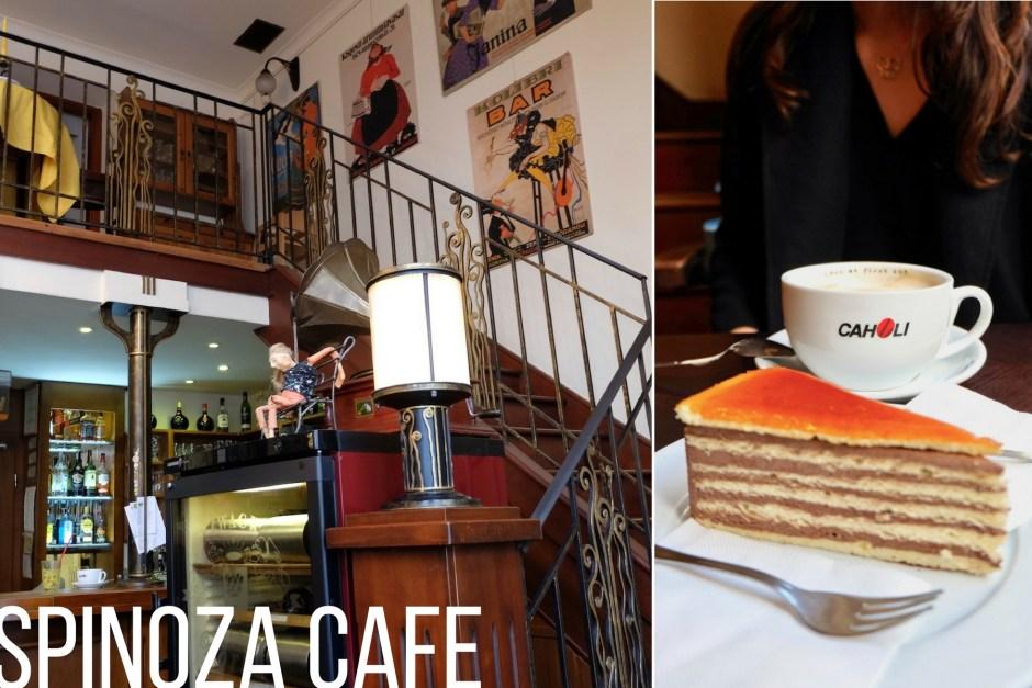 Spinoza Cafe Budapest Hungary