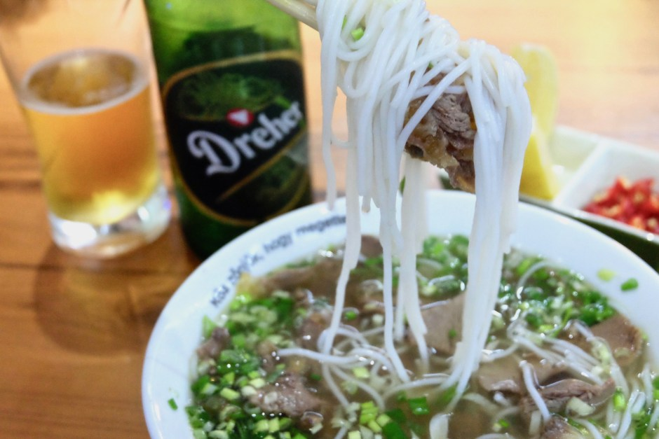 Dang Muoi Pho Bistro Budapest