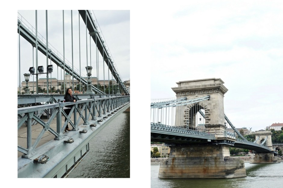 Szechenyi Chain Bridge BUD Hungary