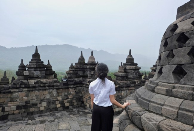 Borobudur Michelle Franc-Lee