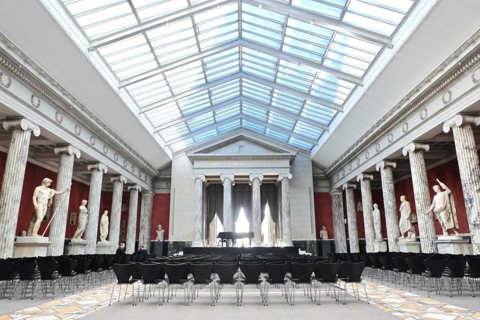 Central Hall Glyptotek