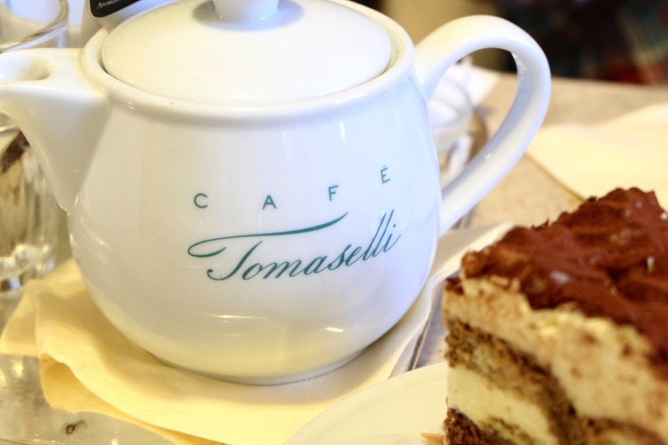 Cafe Tomaselli Tea