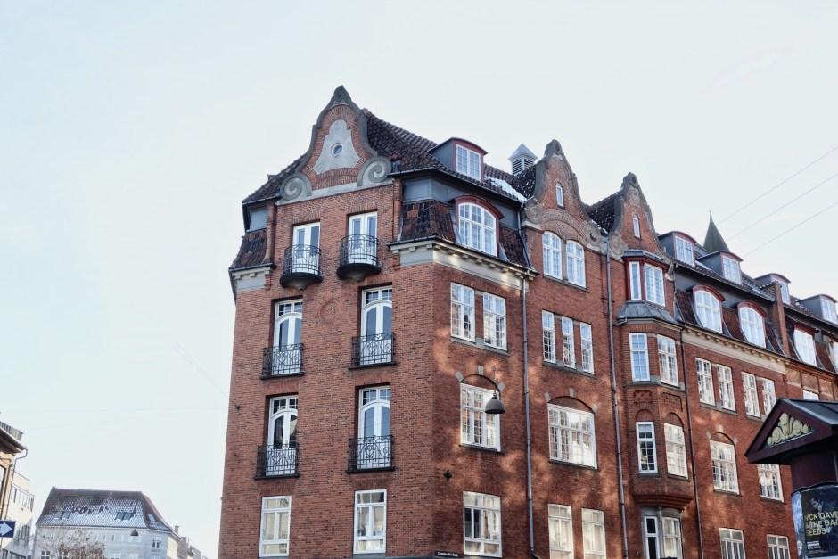 Denmark Copenhagen Architecture