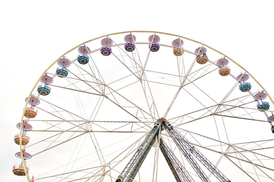 Montreux Christmas Ferris Wheel