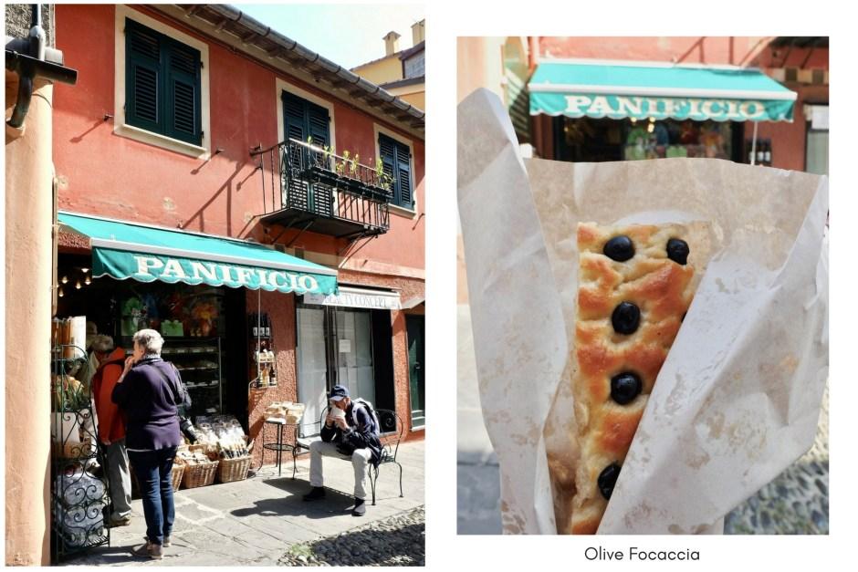 Panificio Focaccia Portofino Italy