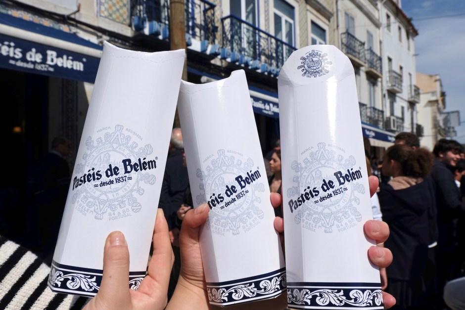 Pasteis de Belem Portugal Best Tart