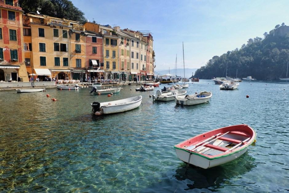 Portofino Boat Italy