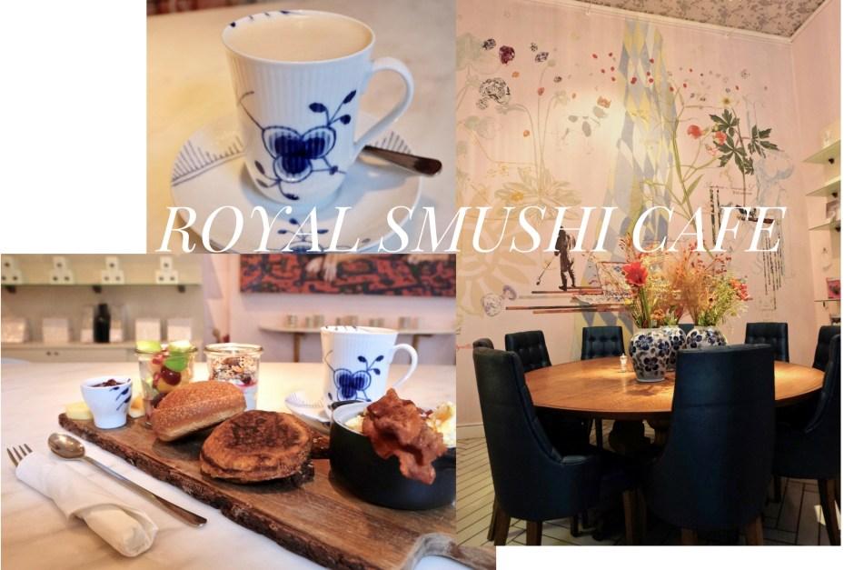 Royal Smushi Cafe Brunch