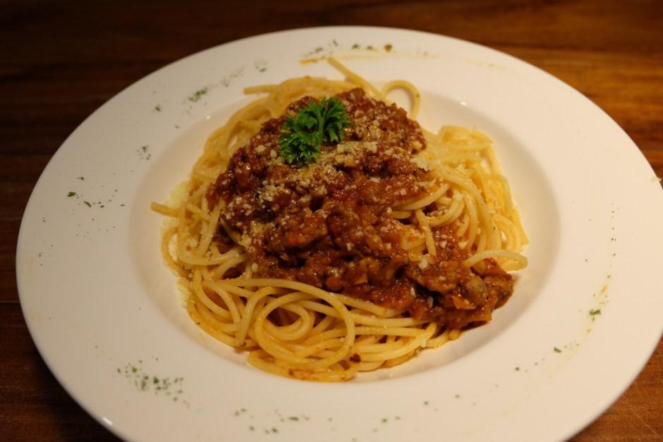 Spaghetti Bolognese Blacklisted