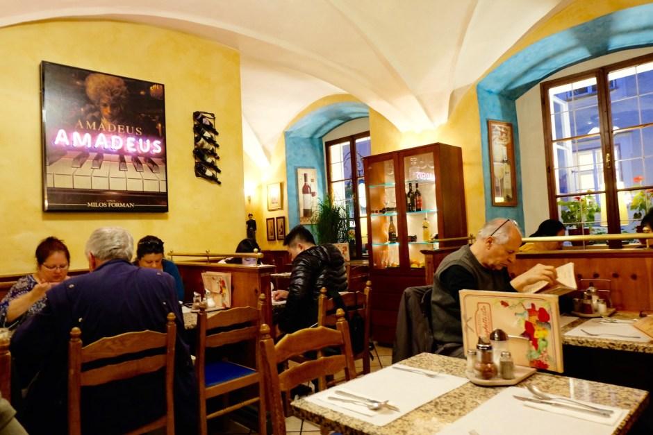 Spaghetti & co Salzburg Restaurant
