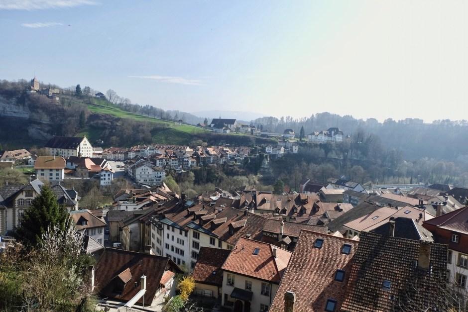 Ville de Fribourg Switzerland