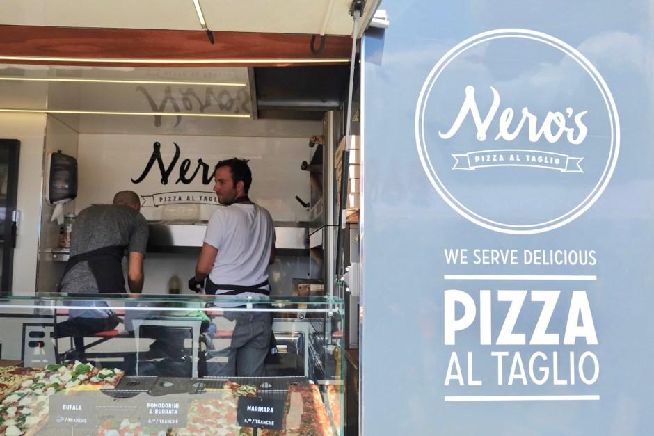 Nero Pizza Al Taglio