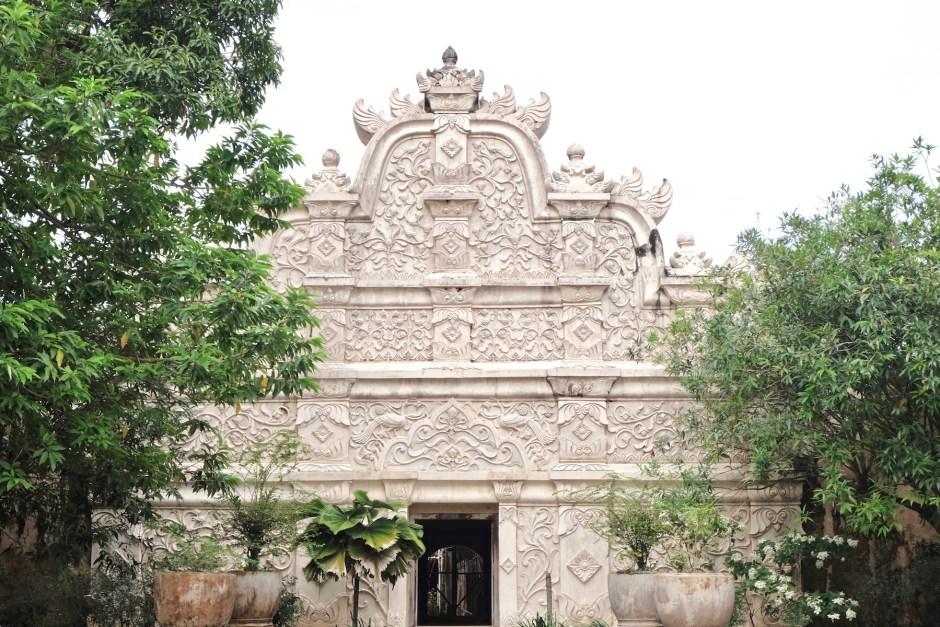 Taman Sari Water Palace Yogya