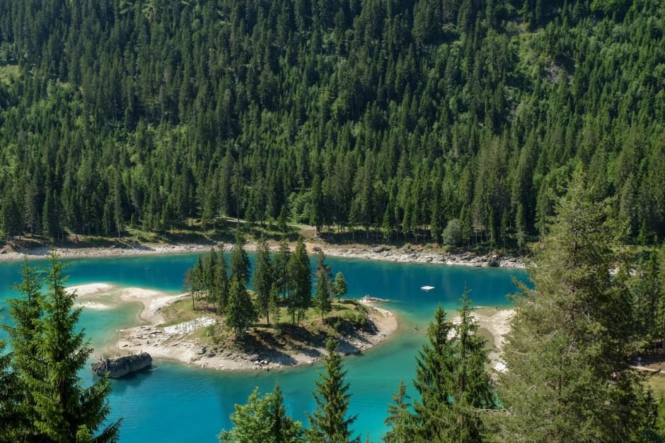 Lake Caumasee Swiss-6