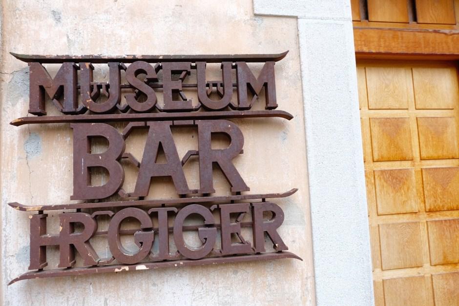 HR Giger Museum Gruyeres 1