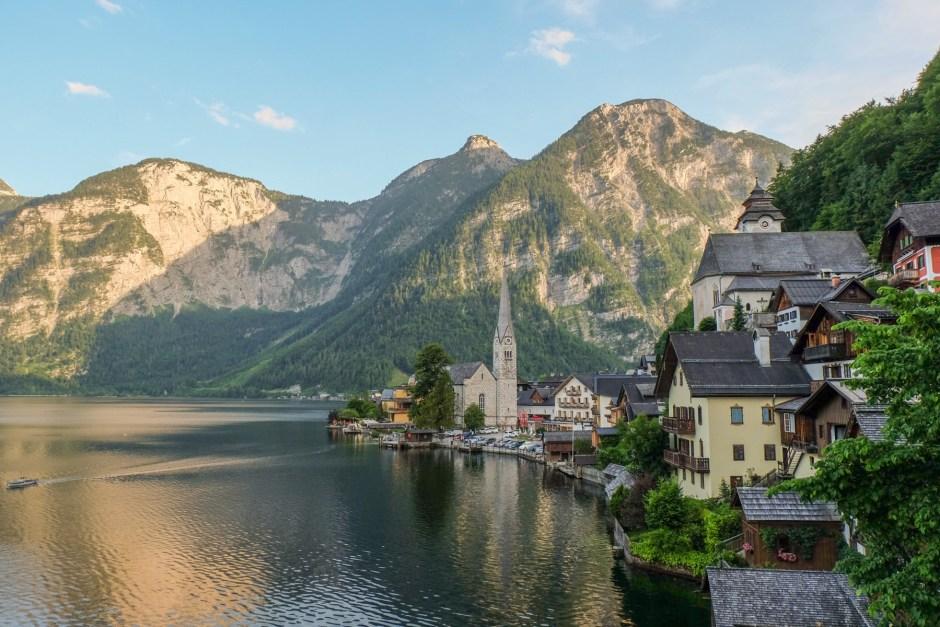 Hallstatt Austria Travel blog Michelle 2