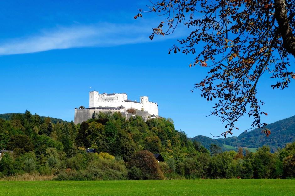 Salzburg Palace Austria
