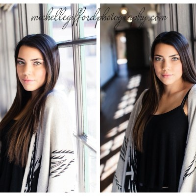 Meet Natalie: Poly High School Senior Photos at the Mission Inn