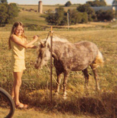 Pony impacts horse crazy girl